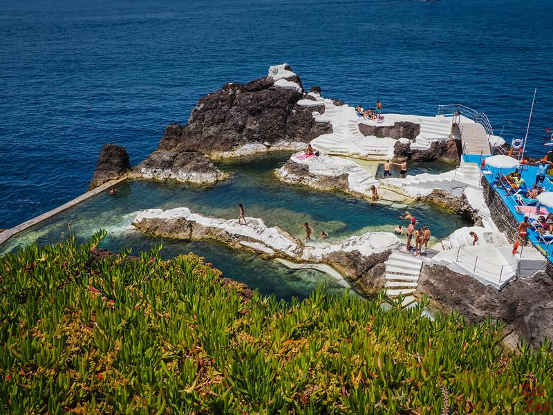 Doca do Cavacas Natural Pools