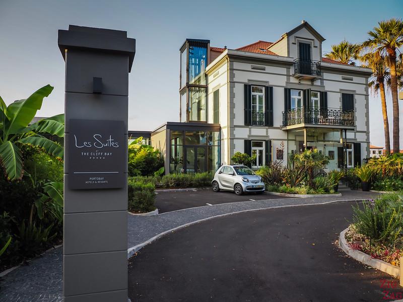 Les Suites at Cliff Bay - Luxus Hotel auf Madeira