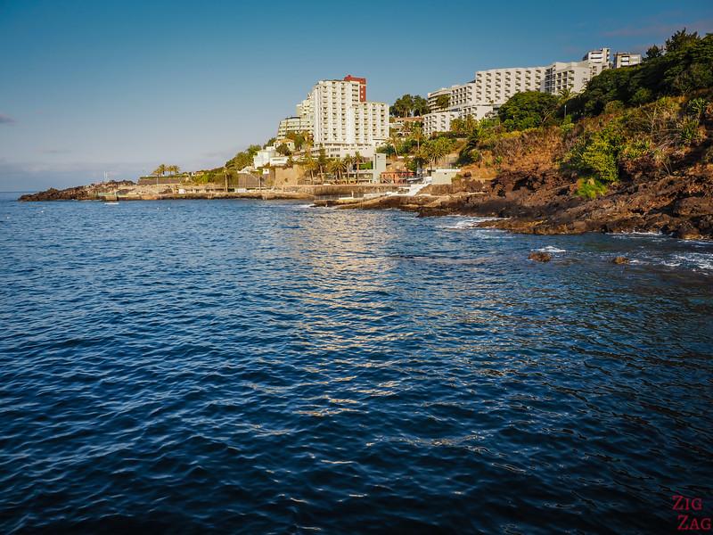 Funchal Hotelviertel / Lido