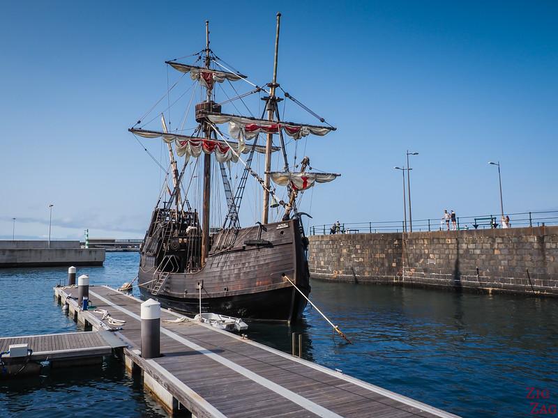 Madeira Pirate ship experience