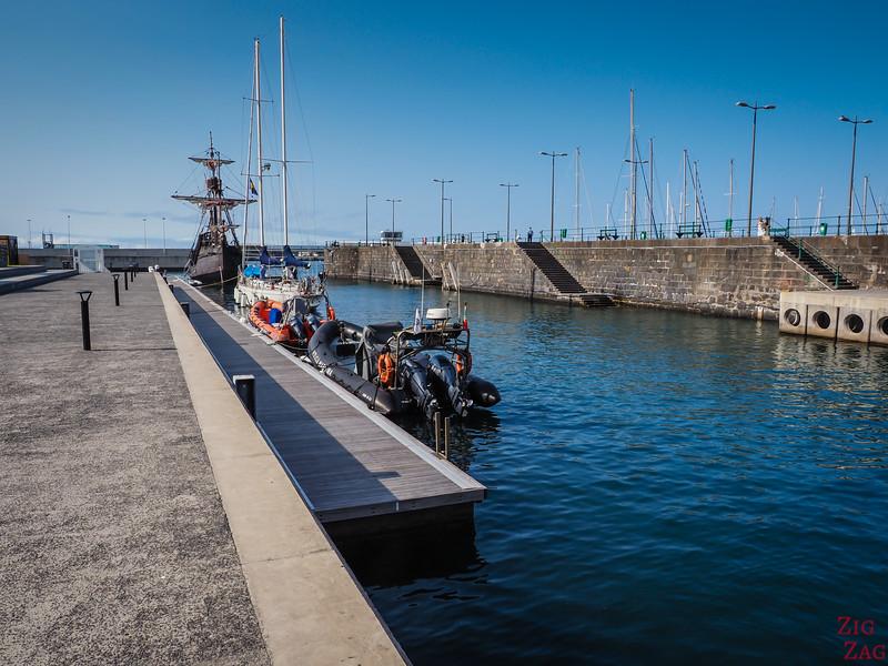 Boat options