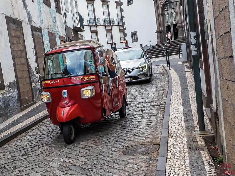 Tour de Funchal en Tuk Tuk