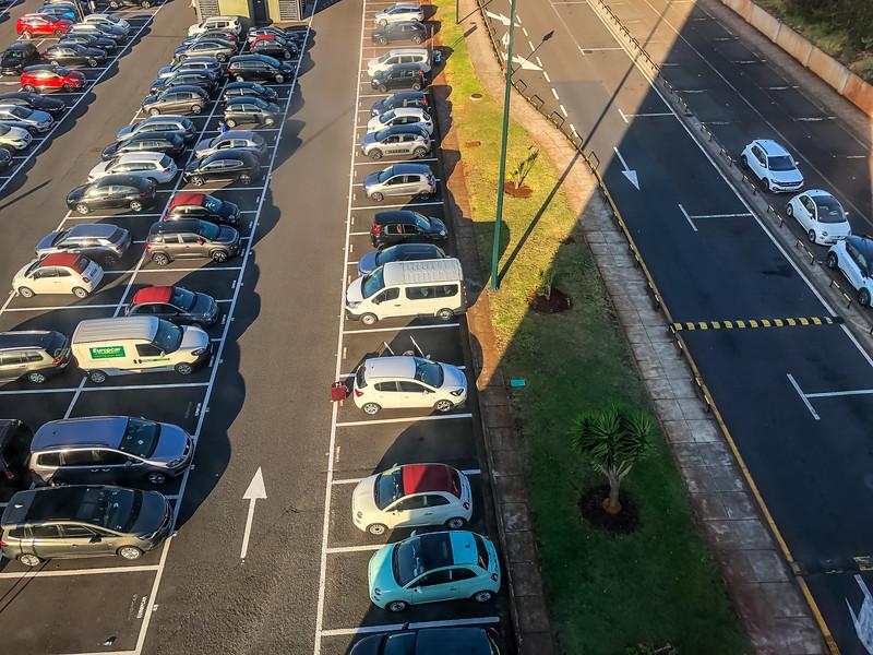 Autovermietung am Flughafen Madeira