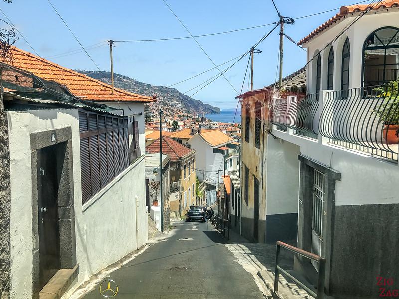 Fahren in Funchal