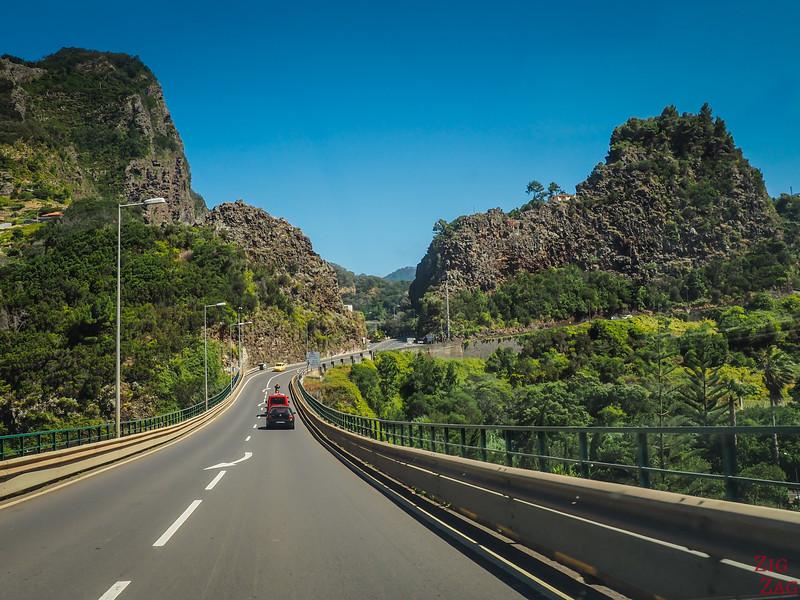 Verkehrssicherheit auf Madeira