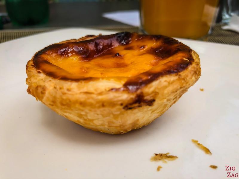 Madeira dessert