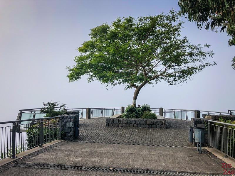 Cabo Girao plateforme