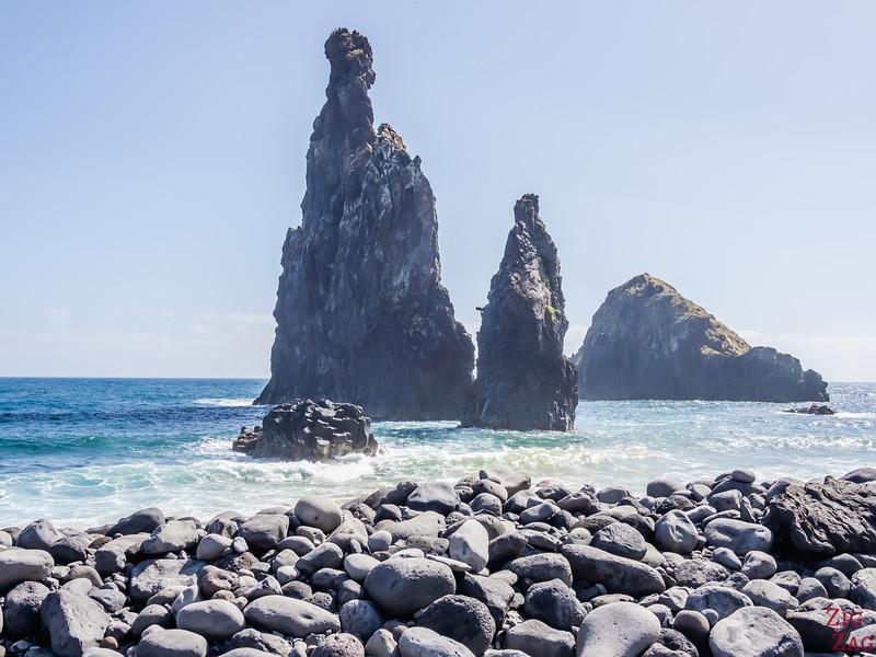 Praia Iheus da Ribeira Janela