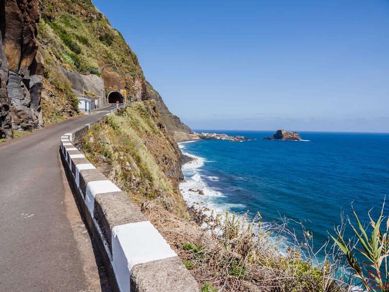 View porto moniz