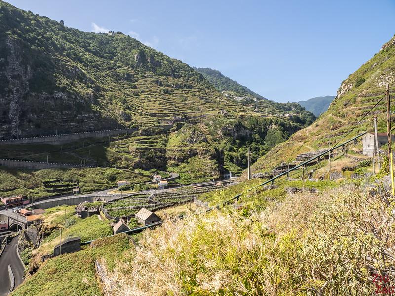 Valley of Ribeira da Janela