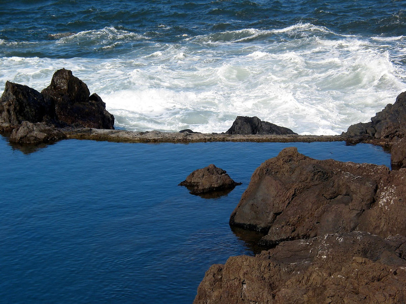 Volcanic Swimming Pools, Porto Moniz