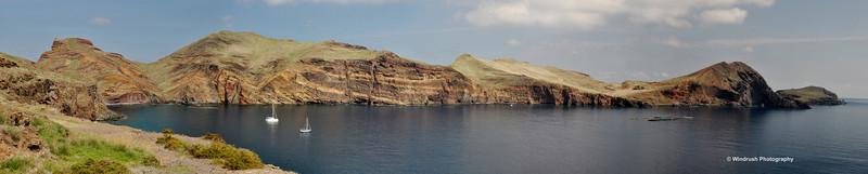 156a Baia d' Abra, Rock Formations, Ponta de Sao Lourenco