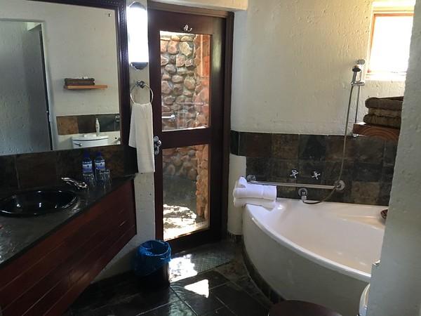 Nice big bathroom