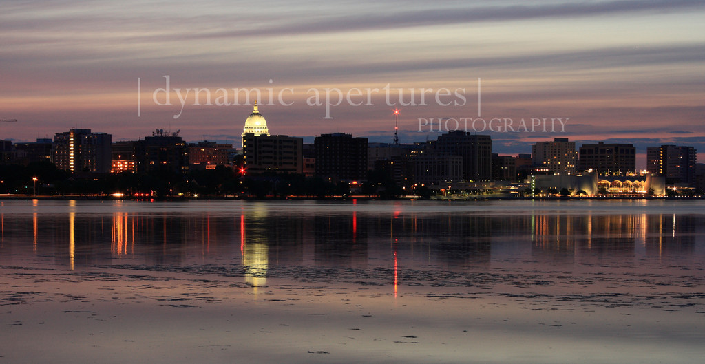 Madison cityscape.