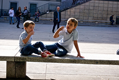Madrid / Barcelona Spain 2014