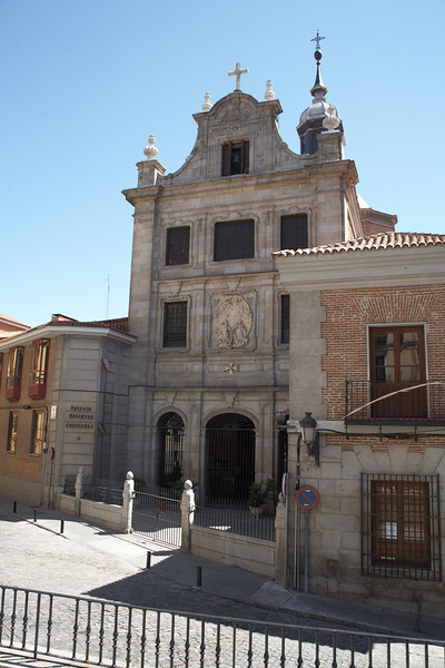 Inglesia Catedral Castrense.