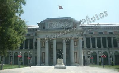Madrid Govt building