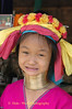 Young Charming Padaung Child