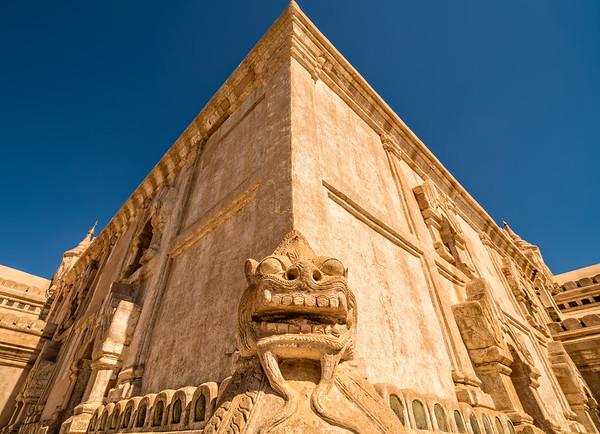 Shwezigon Paya, Old Bagan