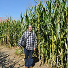 The corn is tall!