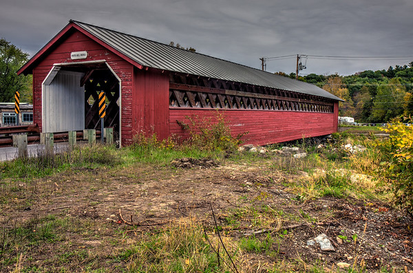 Bennington Vermont Covered Bridge