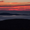 Cadillac Mountain Sunrise in Acadia National Park