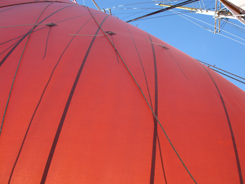Full Sail - Aboard the Margaret Todd