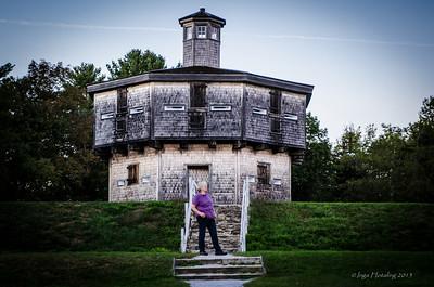 Fort Edgecomb,Maine.  9/13