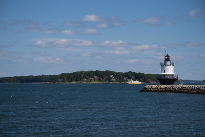 Spring Point Head Light