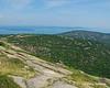Champlain Mtn behind Dorr Mtn