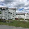 Dorm at the University of New Brunswick, Saint John, July 20, 2016.