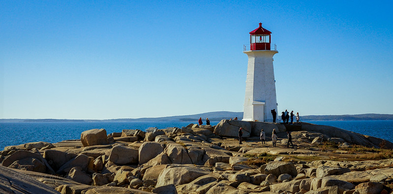 Peggy's cove, ME.