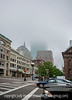 Foggy Morning in Boston