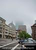 Foggy Morning in Boston
