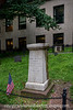 Gravestone for Paul Revere at the Granary Cemetery in Boston