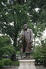 Statue of Everett Hale in Boston Commons