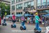 Segway Tour of Boston's Wharf Area