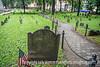 Granary Cemetery, Boston, Unique Death's Motif Carving