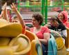 Wacky Mouse roller coaster