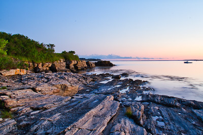 Evening at Kettle Cove, Maine