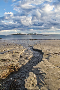 The Beach with Erosion