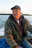 Foy Brown, 4th generation owner of J.O. Brown & Sons boatyard, North Haven, ME