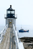 Lobstering along the Marshall Point Lighthouse, Port Clyde, ME
