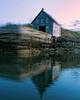North Haven Barn Blur