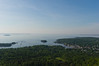 View from Mount Battie, Camden Hills State Park, Camden, ME