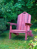 Garden Seat, Port Clyde, Maine