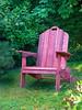Garden Seat, Port Clyde, Maine