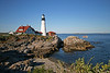 Portland Head Light at Cape Elizabeth