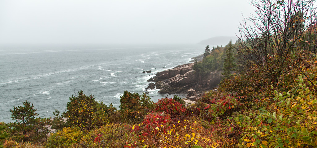 Acadia National Park, Maine, USA