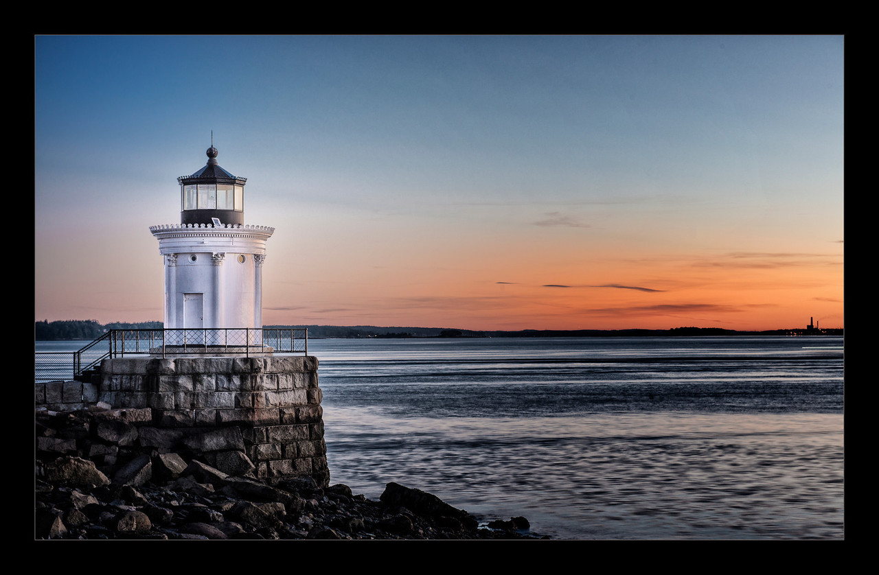 Bug Light at Dawn